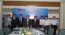 LỄ KÝ KẾT thỏa thuận hợp tác với ISAN - Hàn Quốc
