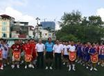 Giải bóng đá mini thường niên TRICC 2015